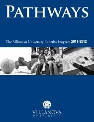 Pathways 2011-2012 - Villanova University