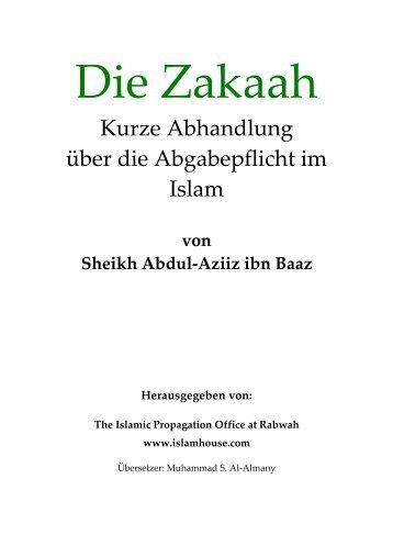 Die Zakaah.pdf - Way to Allah