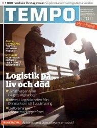 Tempo 1 2011 (pdf) - Posten