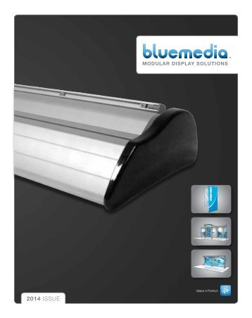 bluemedia Modular Display Solutions PDF
