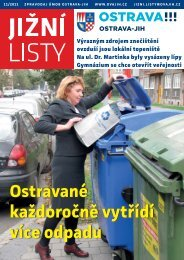 číslo 11 - Ostrava-JIH