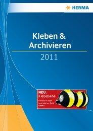 Kleben & Archivieren 2011 - hibiag