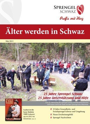 Älter werden in Schwaz - gss-schwaz.at