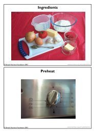 A5 recipe cards with key words.pdf - Food a fact of life