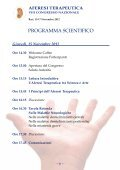 aferesi terapeutica - Omniameeting - Page 6