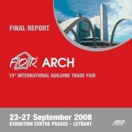 23-27 September 2008 - For Arch