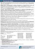 Technische Daten (206 kB) - Pfanzelt Maschinenbau - Seite 2