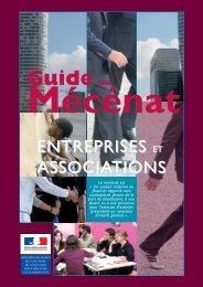 Guide juridique et fiscal du mécénat - Associations.gouv.fr
