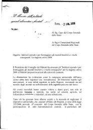 Scarica il documento - UGL Corpo Forestale