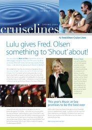 21512 Cruiselines HWrev2.qxd - Fred Olsen Cruises