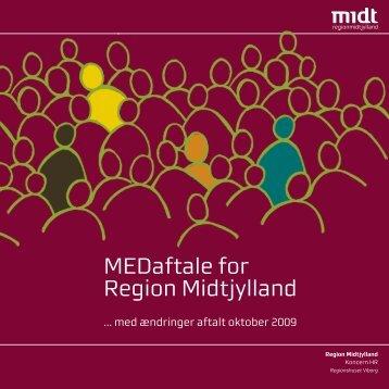 MED aftale - Region Midtjylland