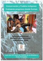 Conservación y Pueblos Indígenas - Forest Peoples Programme