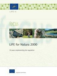 life for natura 2000 - European Commission - Europa