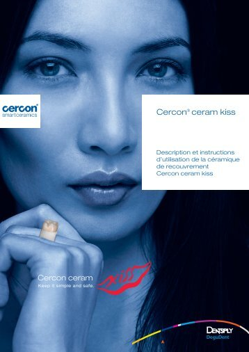 Cercon® ceram kiss - DeguDent