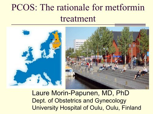 PCOS: The rationale for metformin treatment