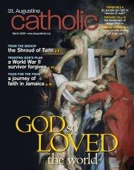 March - St. Augustine Catholic