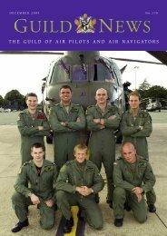 December 2009 - The Guild of Air Pilots & Air Navigators
