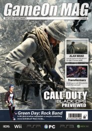 Call of Duty: Black Ops - GameGrin