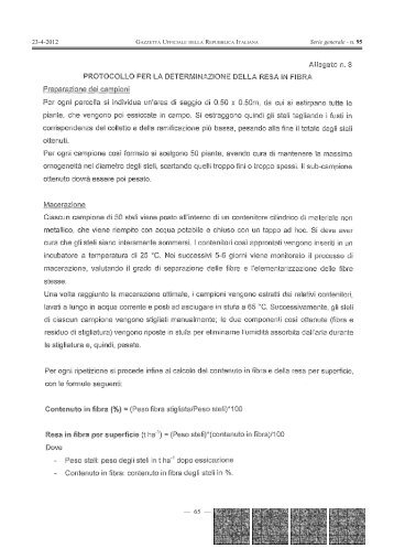 Serie generale - n. 95 - Gazzette.info