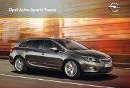 Opel Astra Sports Tourer - TextoVirtual.com