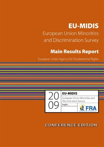 eu-midis - European Union Agency for Fundamental Rights - Europa
