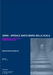 Untitled - Comune di Siena