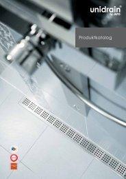Ladda hem Unidrain produktkatalog, 1010 (2,78 MB) - Gelia