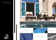 High Quality Fully tiled & complete Delivered to ... - Paramount Pools