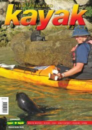 w h i t e w a t e r • r i V e r • s e a • m u l t i s p o r t ... - Canoe & Kayak