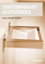 Raymor Contemporary Accessories - Mico Design