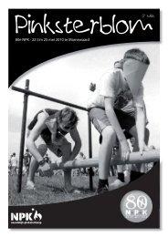 Pinksterblom deel 2 2010.pdf - Noordelijk Pinksterkamp
