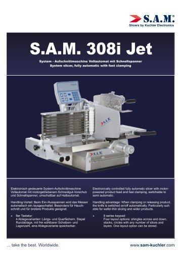 S.A.M. 308i Jet - SAM Kuchler