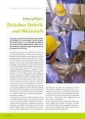 HOCHzwo - Ausgabe 1/2011 - der Studienakademie Bautzen - Seite 6