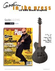 Untitled - Godin Guitars