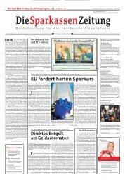 Personalien - Sparkassenzeitung
