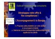 Outils et missions pour consultants - Webagoo.eu