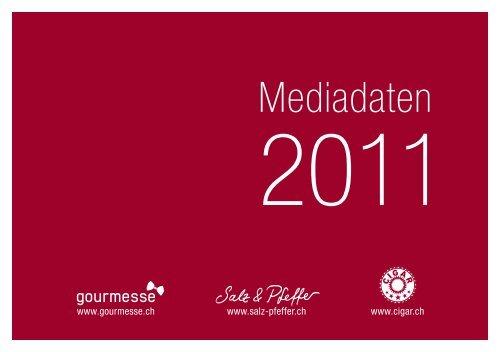 Mediadaten - Salz & Pfeffer