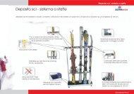 Deposito sci - sistema a staffe - Alpinservice