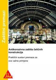 Antikorozivna zaštita čeličnih konstrukcija - Sika Croatia