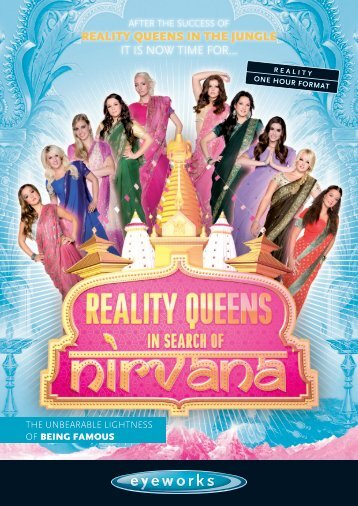 reality queens in the jungle it is now time for… - Eyeworks