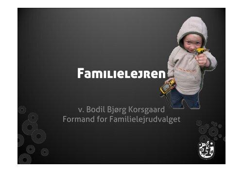 Download præsentation fra Familielejren - Leder - FDF