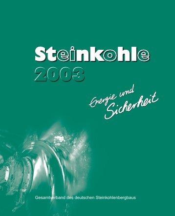 PDF (3 MB) - RAG Deutsche Steinkohle AG