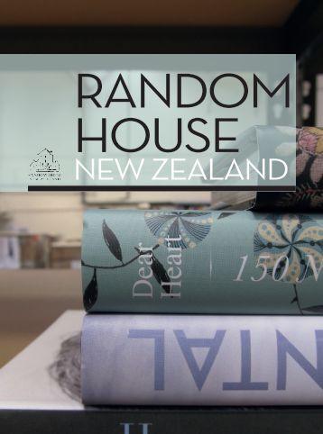 RHNZ New Books Catalogue - Random House