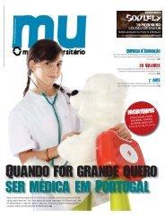 Quando for grande quero ser médica em Portugal - Mundo ...