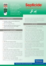 Septicide® - Greyhound Products Direct