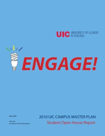 CUPPA Report Cover - Engage - University of Illinois at Chicago