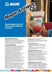 602 Tedesco - Mapei