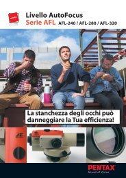 Brochure in Italiano - Veronesi