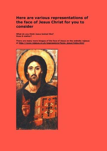 Christ - SPIRITUALjourneys.org.uk