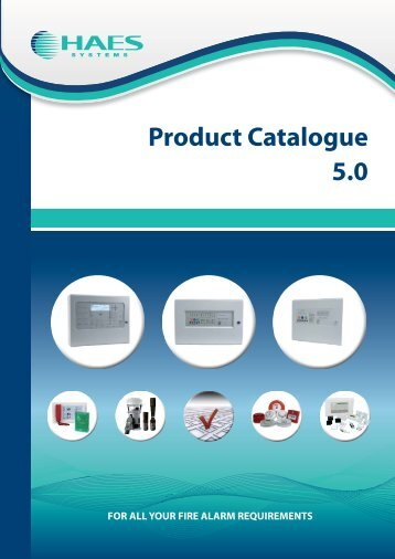 Catalogue Issue 5.indd - Haes Systems
